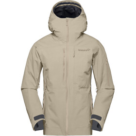 Norrøna Lofoten Gore-Tex Insulated Jacket Dame winter twig